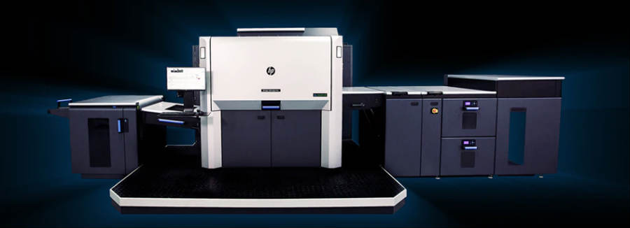 We have invested in a New HP Indigo 12000